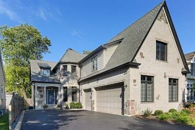 Downers Grove Single Family Home For Sale: 5630 Plymouth Street