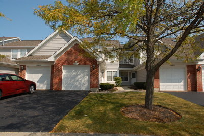 Schaumburg Condo/Townhouse For Sale: 365 Winfield Court