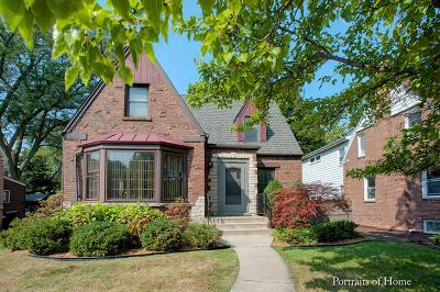 Villa Park Single Family Home Contingent: 438 South Princeton Avenue