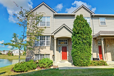Darien Condo/Townhouse For Sale: 8010 Windsor Drive