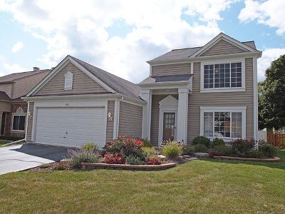 Bartlett Single Family Home Contingent: 410 Persimmon Lane