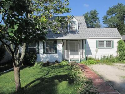 Warrenville Single Family Home For Sale: 3s664 Wilbur Avenue