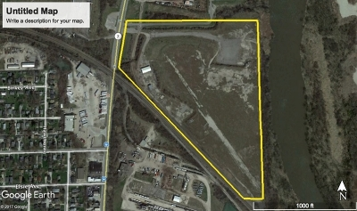 Crest Hill Residential Lots & Land For Sale: 2280 Broadway (Route 53) Street