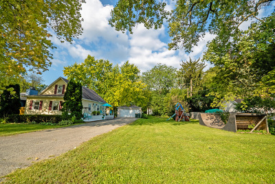 Montgomery Single Family Home Contingent: 1321 Pleasant Place