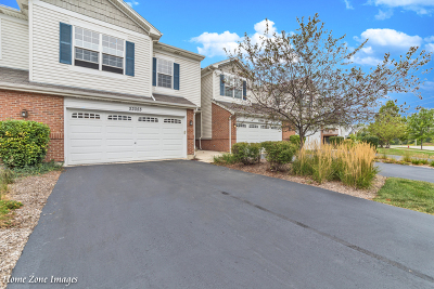 Plainfield Condo/Townhouse Price Change: 23053 Ironwood Drive