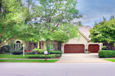 Naperville Single Family Home For Sale: 2012 Palmer Drive