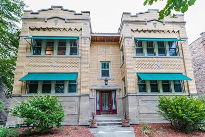 Oak Park Condo/Townhouse Contingent: 312 South Maple Avenue #2N
