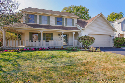 Aurora Single Family Home Contingent: 2553 Millington Lane