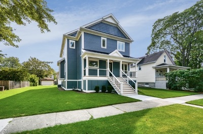 Brookfield Single Family Home For Sale: 3939 Madison Avenue