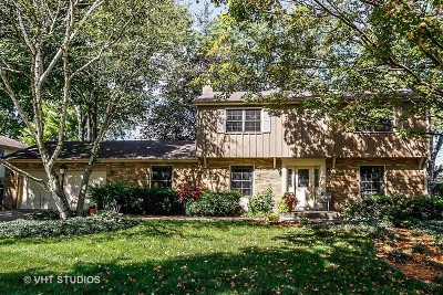 Palos Heights, Palos Hills Single Family Home Price Change: 4 Squire Place