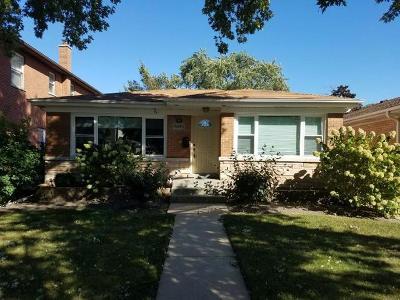 Skokie Single Family Home Contingent: 8445 Latrobe Avenue