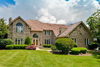 Long Grove Single Family Home For Sale: 6884 September Boulevard