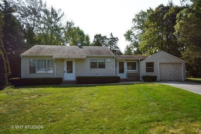 Lake Zurich Single Family Home For Sale: 5 Summit Terrace