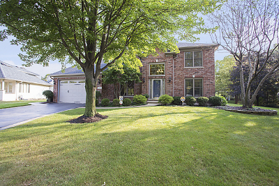 Naperville Single Family Home For Sale: 3836 Rosada Drive