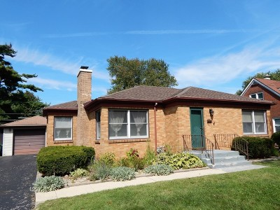 Lockport Single Family Home Contingent: 828 East 11th Street