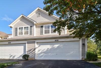 Bartlett Condo/Townhouse For Sale: 1078 Horizon Drive