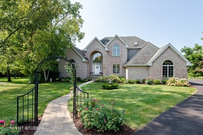 Elgin Single Family Home For Sale: 2618 Chapel Hill Drive