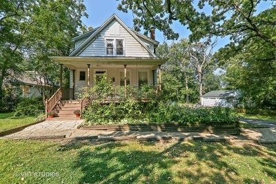 Lombard Single Family Home For Sale: 104 North West Road