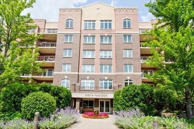 Skokie Condo/Townhouse For Sale: 5155 West Madison Street #3-509