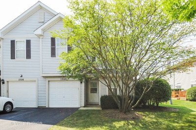 Naperville Condo/Townhouse For Sale: 1260 Whispering Hills Drive