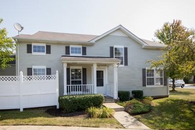Romeoville Single Family Home For Sale: 75 Freesia Drive