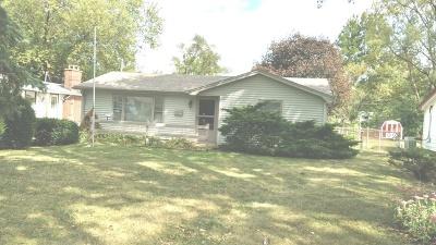Steger Single Family Home Contingent: 3507 Ashland Avenue