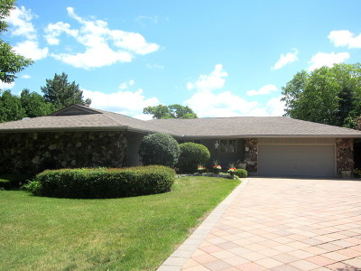 Lake Villa, Lindenhurst Single Family Home For Sale: 5 Shoshoni Trail