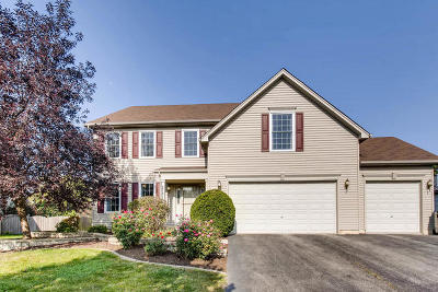 Aurora Single Family Home For Sale: 2121 Whitetail Drive