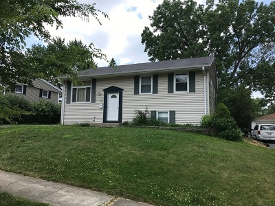 Woodridge Single Family Home For Sale: 7806 Deerfield Avenue
