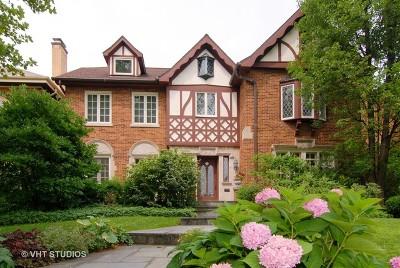 Oak Park Single Family Home Contingent: 1143 Woodbine Avenue