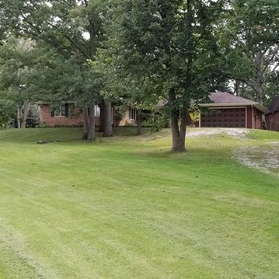 Homer Glen Single Family Home For Sale: 16845 South Bell Road