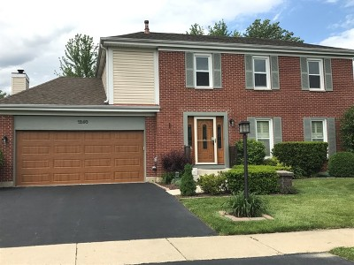 Roselle Single Family Home For Sale: 1280 Waterbury Lane