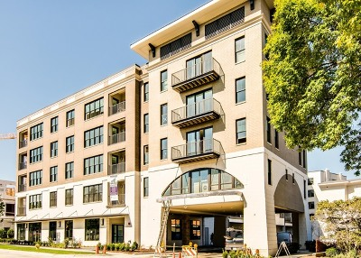 Downers Grove Condo/Townhouse For Sale: 940 Maple Avenue #206