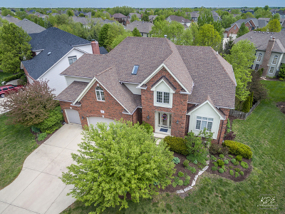 Single Family Home For Sale: 3907 Bluejay Lane