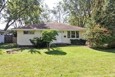 Lake Zurich Single Family Home For Sale: 65 Golfview Road