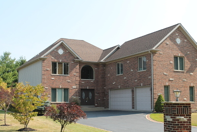 Huntley Single Family Home Contingent: 12375 Oakcrest Drive