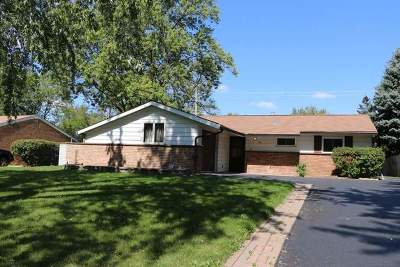 Bolingbrook Single Family Home Contingent: 132 Cypress Drive