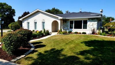 Darien Single Family Home Contingent: 1642 71st Street