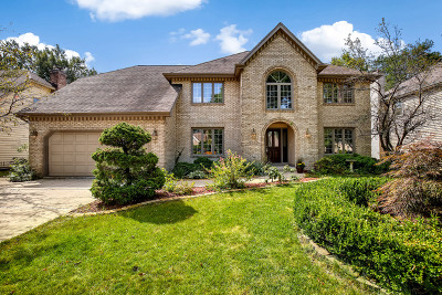 Naperville Single Family Home For Sale: 1524 Meadowland Drive