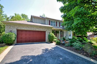 Wheaton Single Family Home New: 0n285 Cottonwood Drive