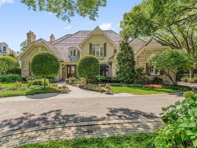 Hinsdale Single Family Home For Sale: 218 Fuller Road