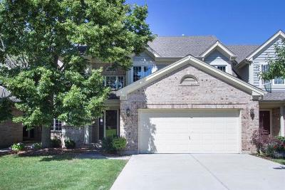 Bartlett IL Condo/Townhouse For Sale: $324,500