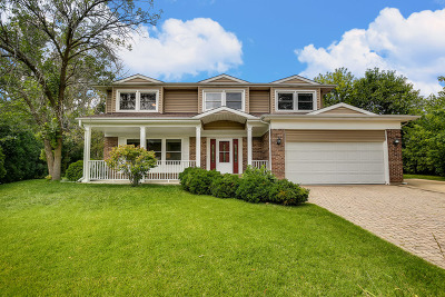 Naperville Single Family Home For Sale: 23w410 Woodcrest Court