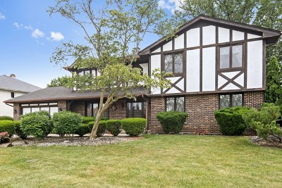 Willowbrook Single Family Home For Sale: 6723 Kingswood Road