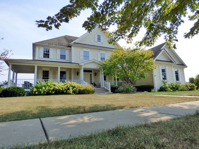 St. Charles Single Family Home For Sale: 4n255 William Cullen Bryant Street