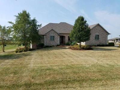 Ogle County Single Family Home Re-Activated: 6835 Baler Lane