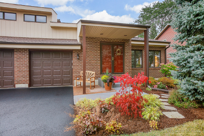 Glen Ellyn Single Family Home Contingent: 22w251 McCarron Road