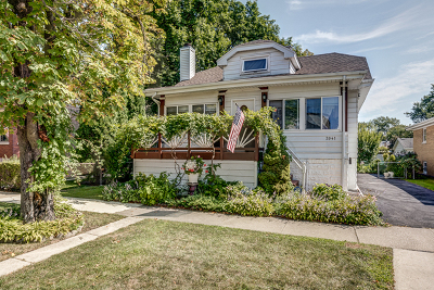 Brookfield Single Family Home For Sale: 3941 Grove Avenue