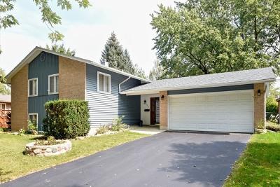 Woodridge Single Family Home For Sale: 6717 Westmoreland Drive