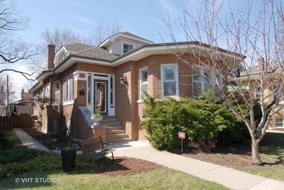 Oak Park Single Family Home For Sale: 1213 Edmer Avenue